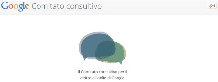 istituito comitato obli presso Google