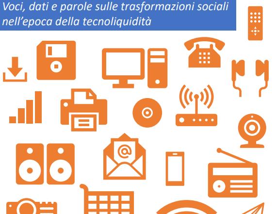 Copertina Ebook Generazioni a confronto Voci, dati e parole sulle trasformazioni sociali nell'epoca della tecnoliquidità