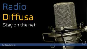 Radio Diffusa sulle 3D del Digitale: Distrazioni, Dipendenze, Disinformazione dal 13 febbraio